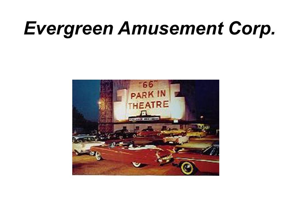 Evergreen Amusement Corp.