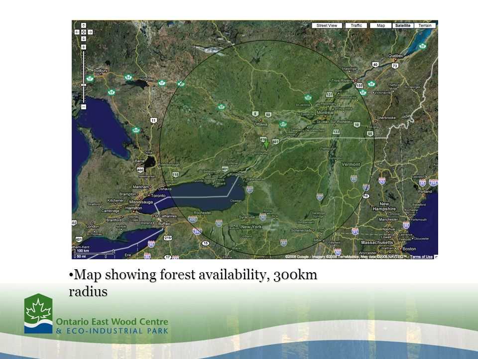 Unsurpassed transportation and land availability