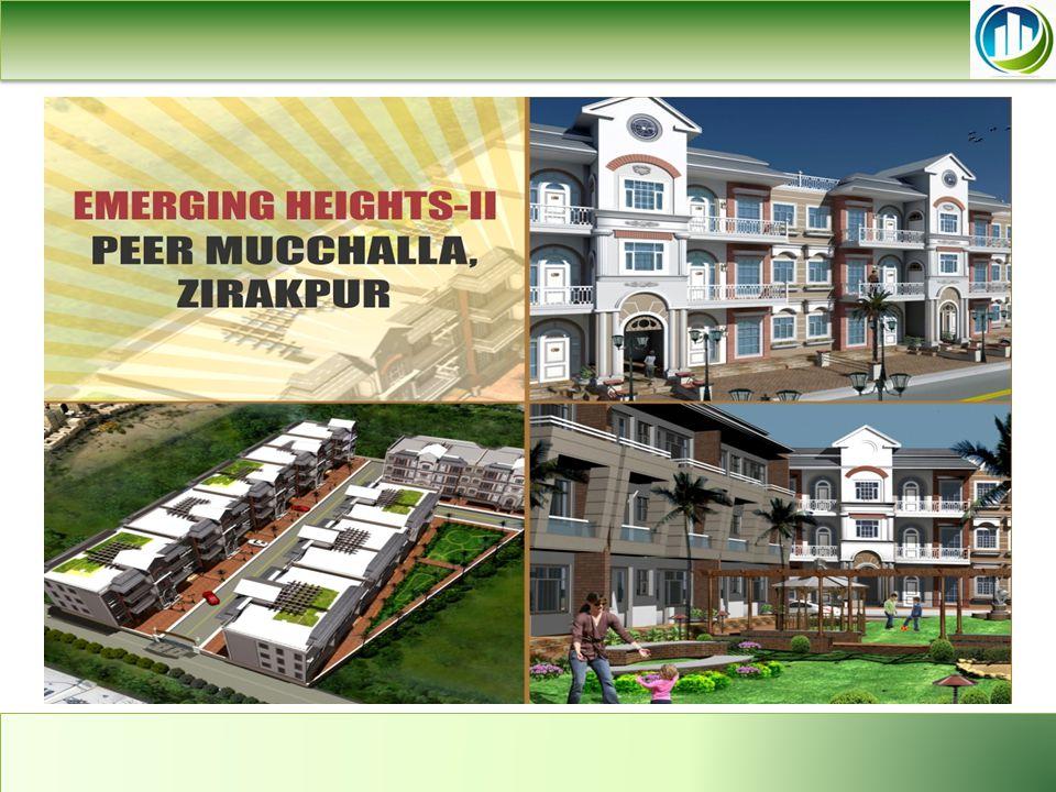 Emerging Heights-I Emerging Heights-II