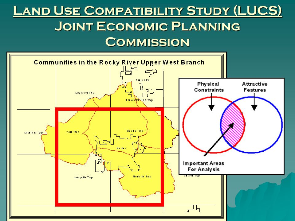 Land Use Compatibility Study (LUCS) Joint Economic Planning Commission