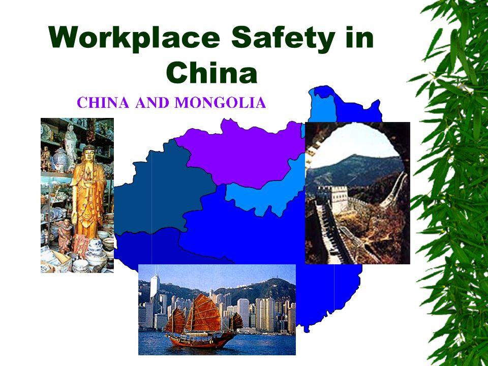 Workplace Safety in China