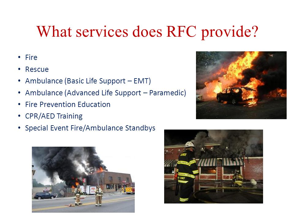 RFC Quick Facts Radnor Fire Company was founded in 1906.