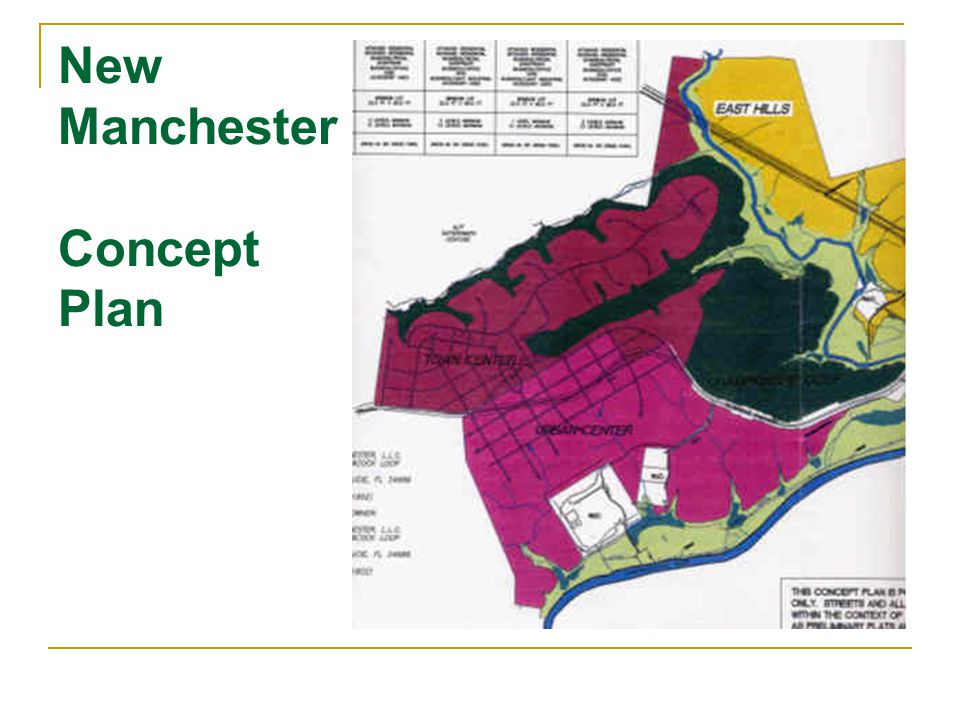 New Manchester Concept Plan