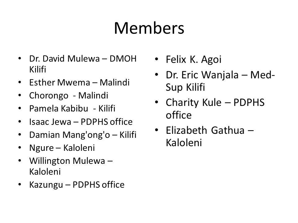 Members Dr.
