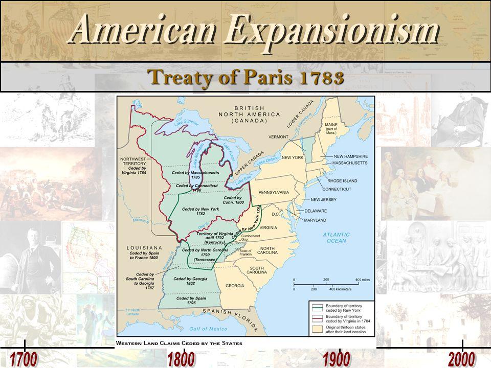 16 What factors promote territorial expansion? Manifest Destiny