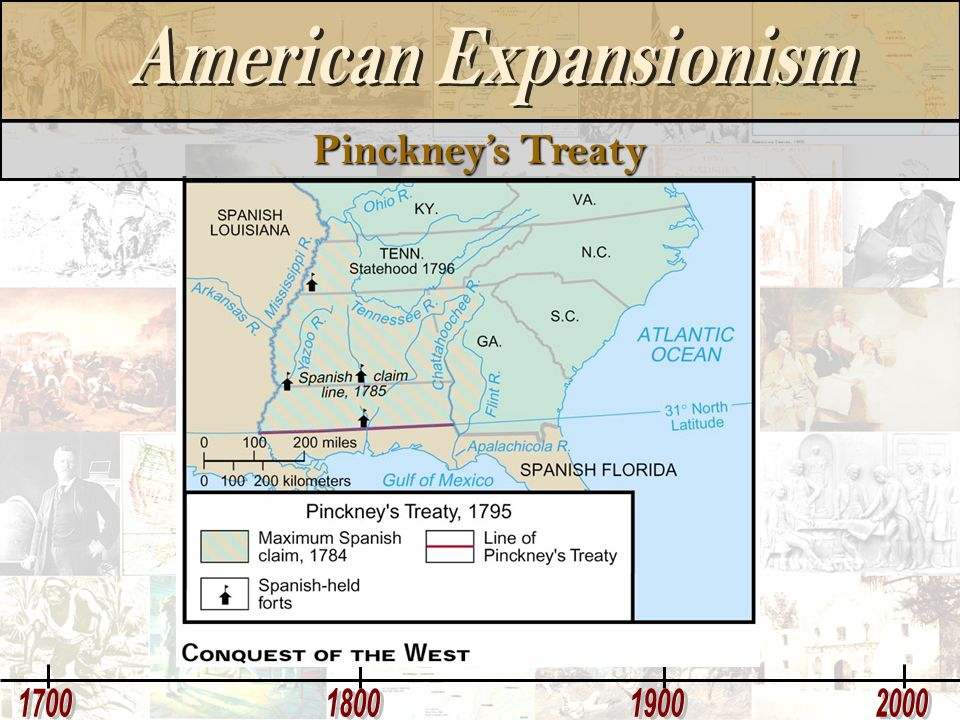 What factors promote territorial expansion.The Texas Revolution  Mexico closed Texas to U.S.