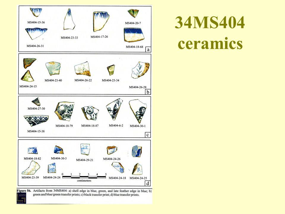 34MS404 ceramics