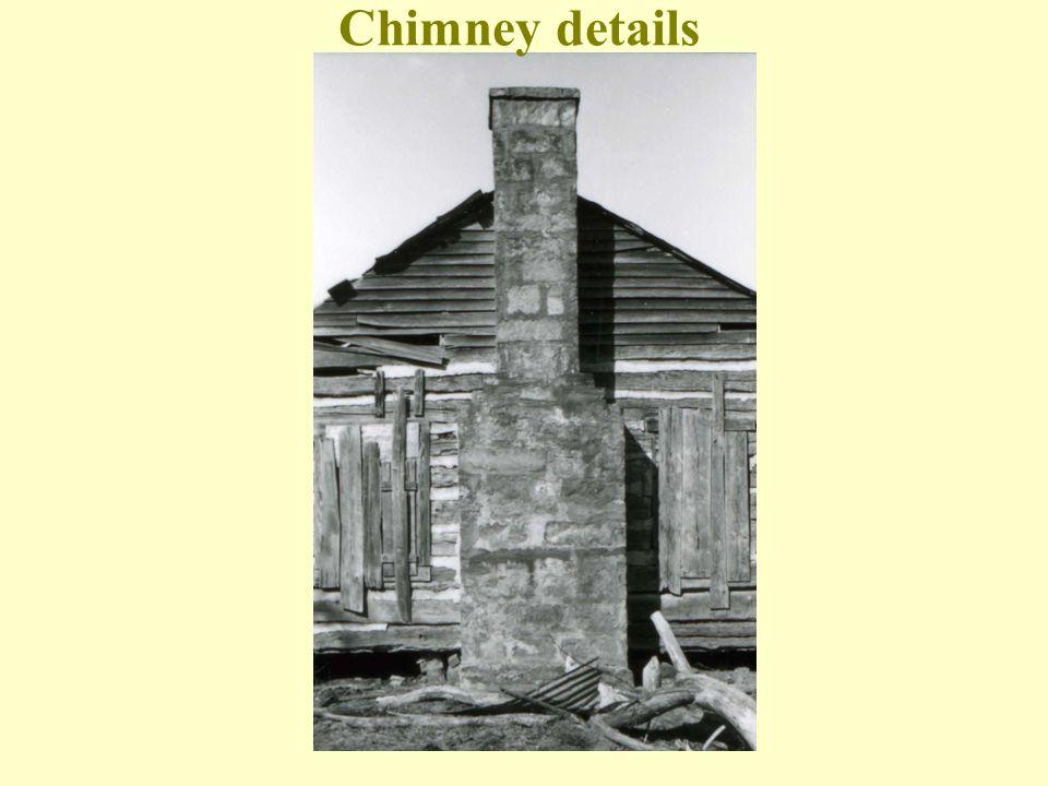 Chimney details