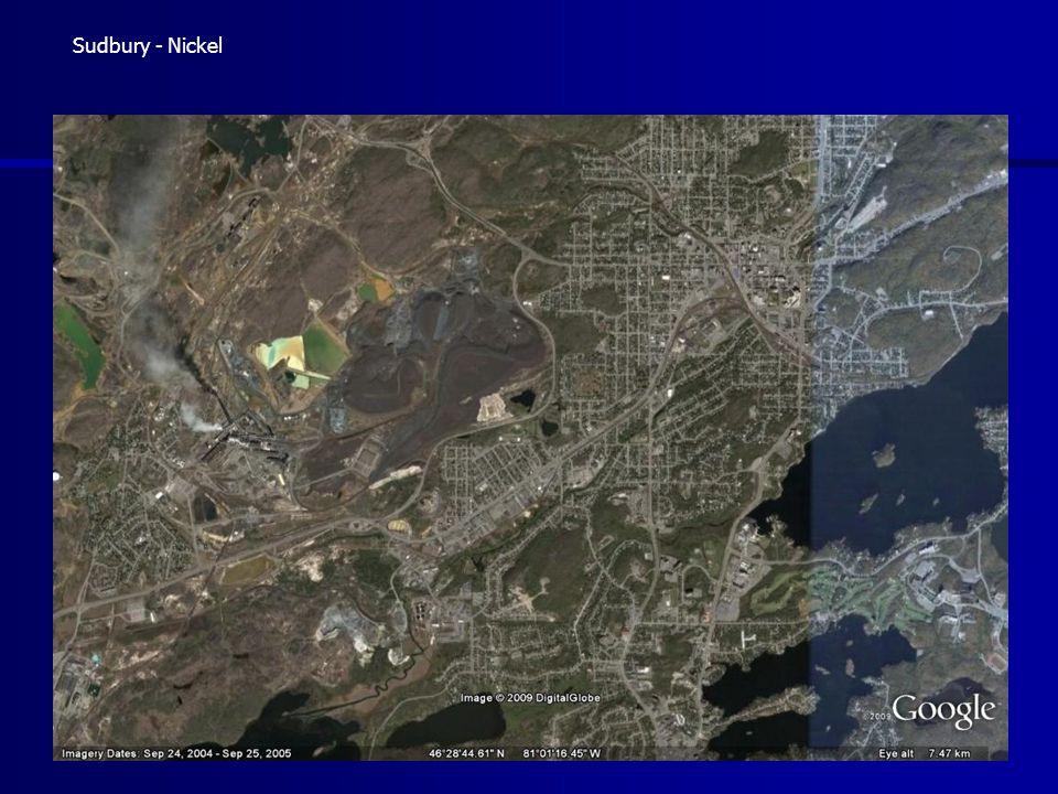 Sudbury - Nickel
