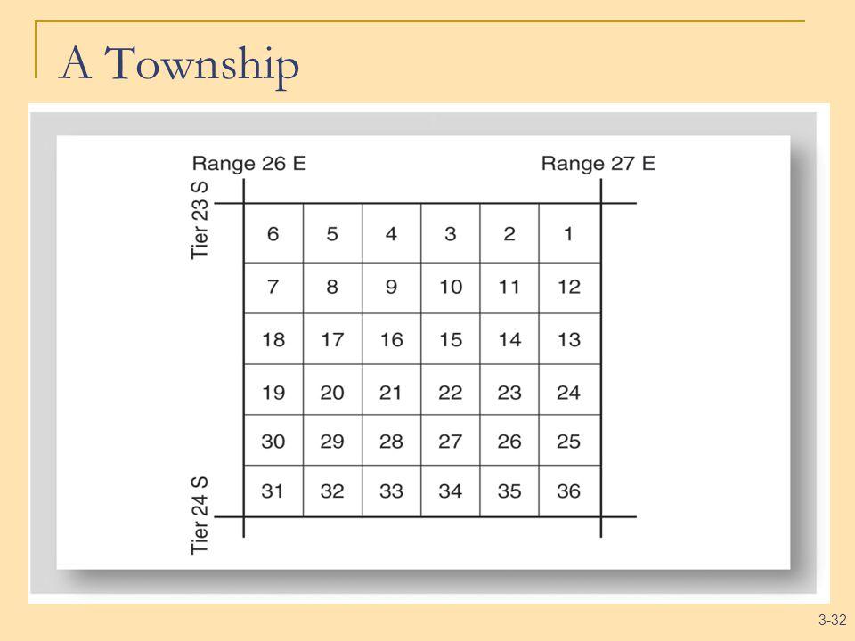 3-32 A Township