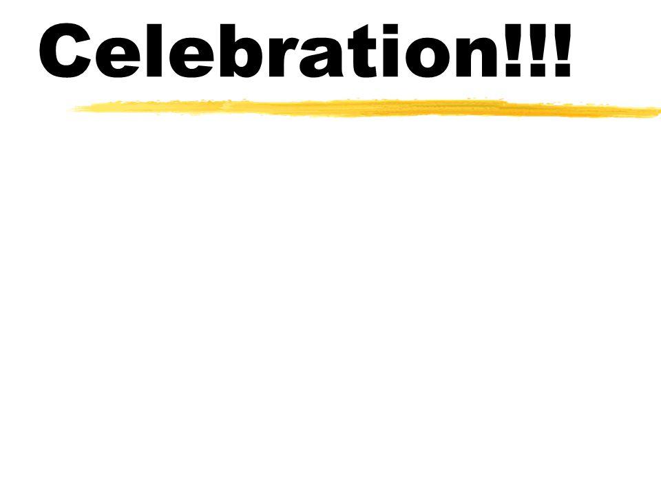 Celebration!!!