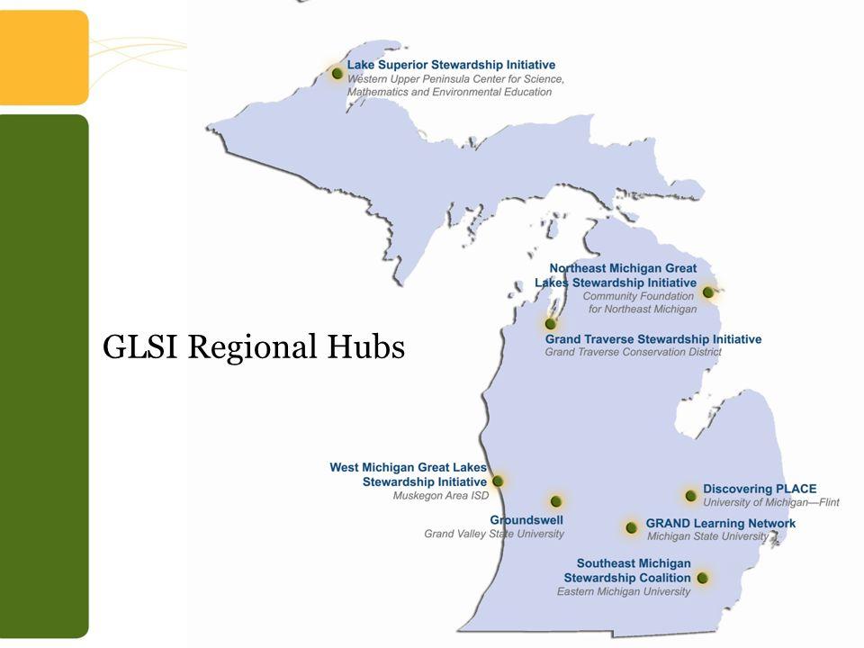 GLSI Regional Hubs