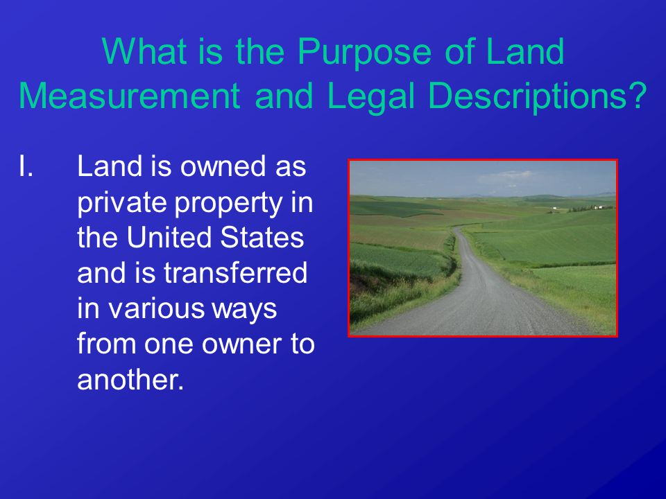 A Regular Township is six miles square.A section is located within a township.