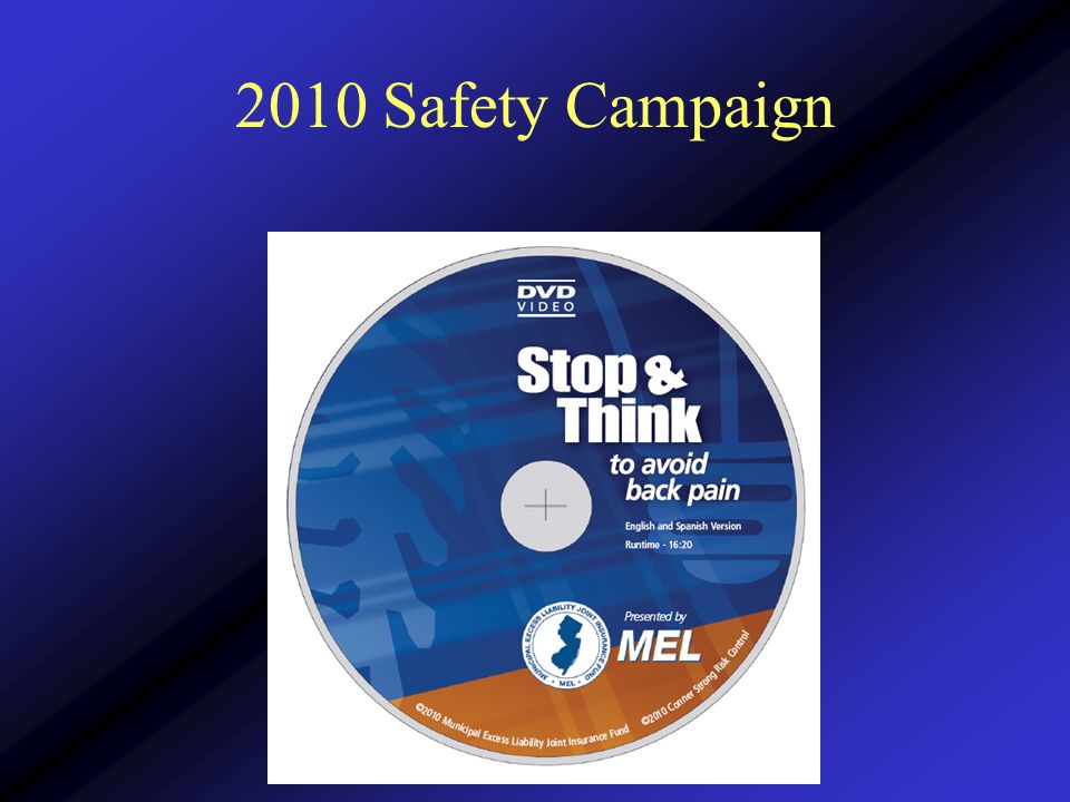 2010 Safety Campaign