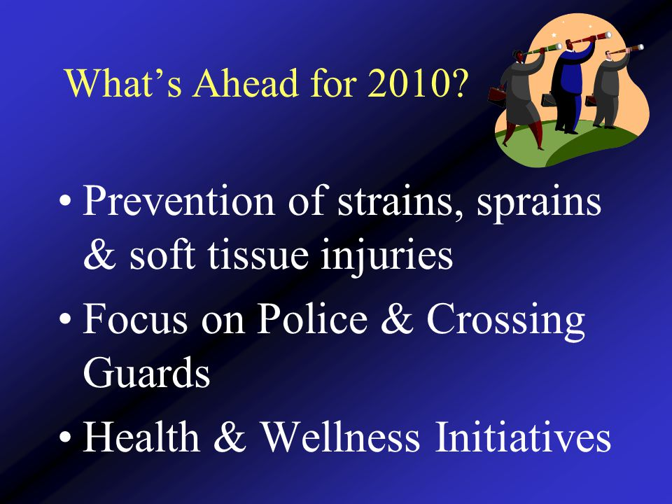 What's Ahead for 2010.