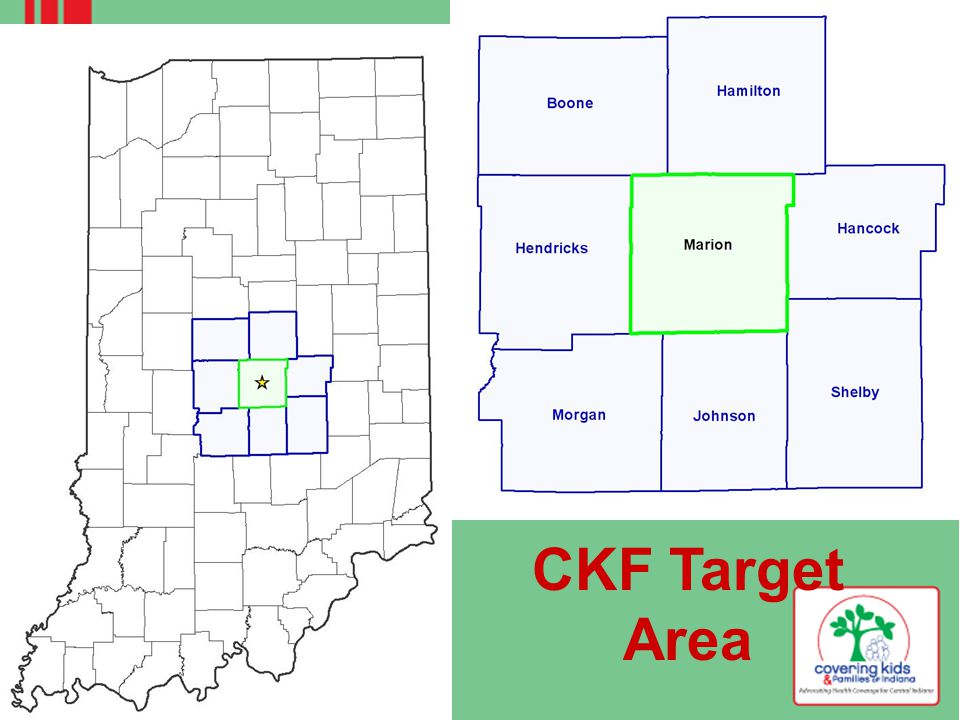 CKF Target Area