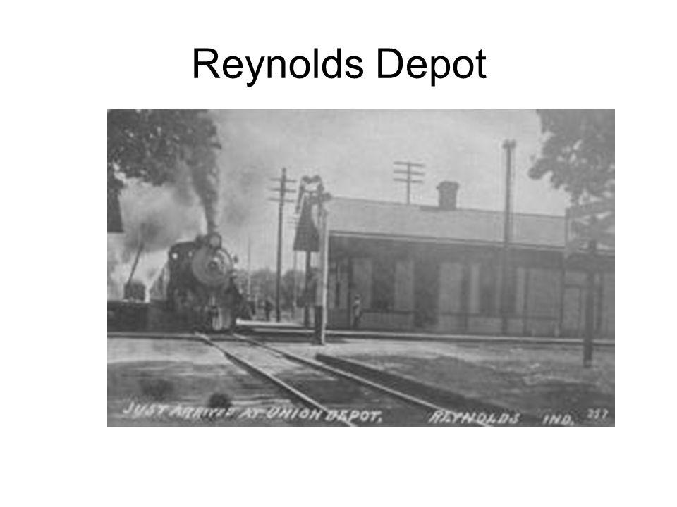 Reynolds Depot