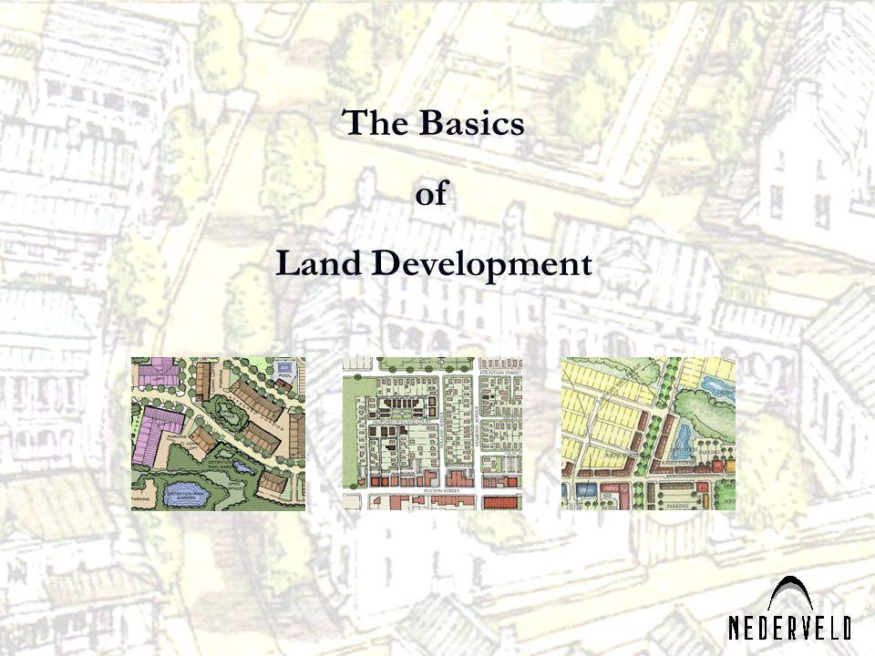 The Basics of Land Development
