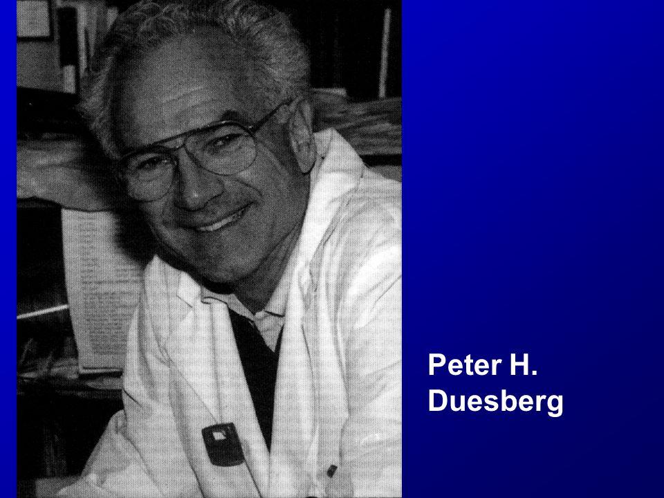 Peter H. Duesberg