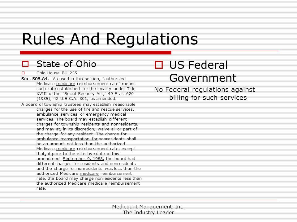 Medicount Management, Inc.
