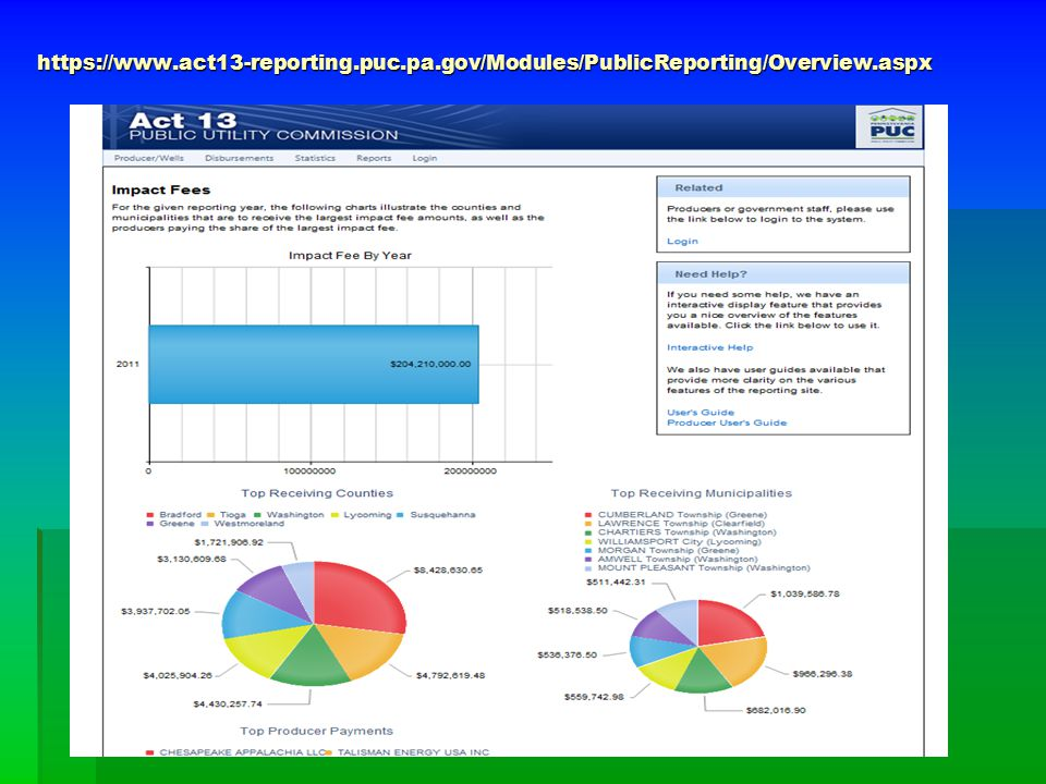 https://www.act13-reporting.puc.pa.gov/Modules/PublicReporting/Overview.aspx