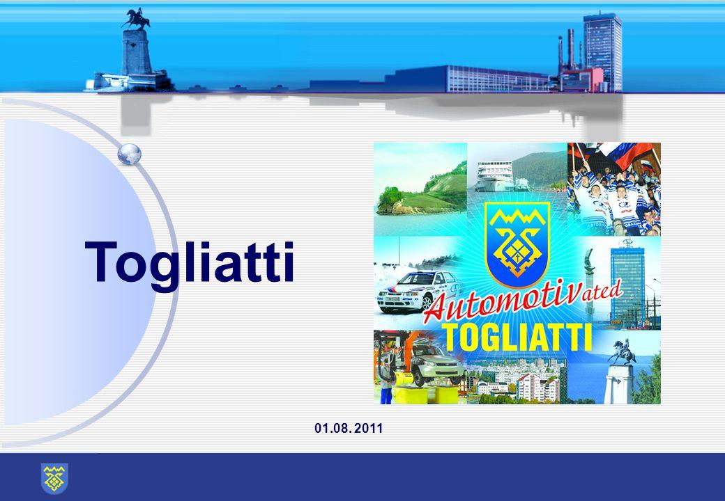 01.08. 2011 Togliatti