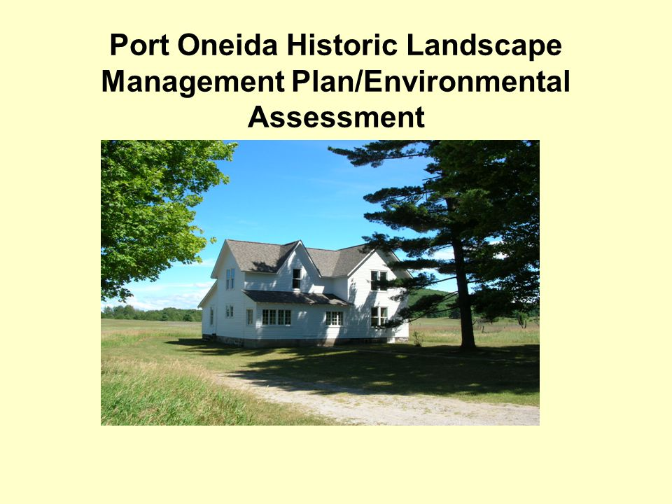 This Plan proposes desired future resource conditions for the landscape and an array of landscape management treatments.