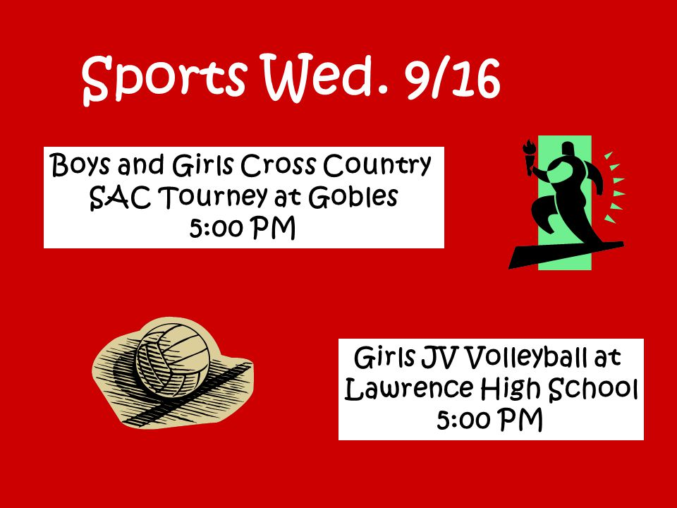 Sports Sports Wed.