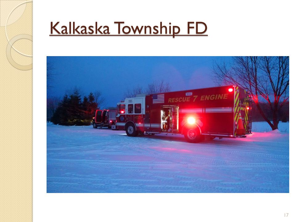 Kalkaska Township FD 17