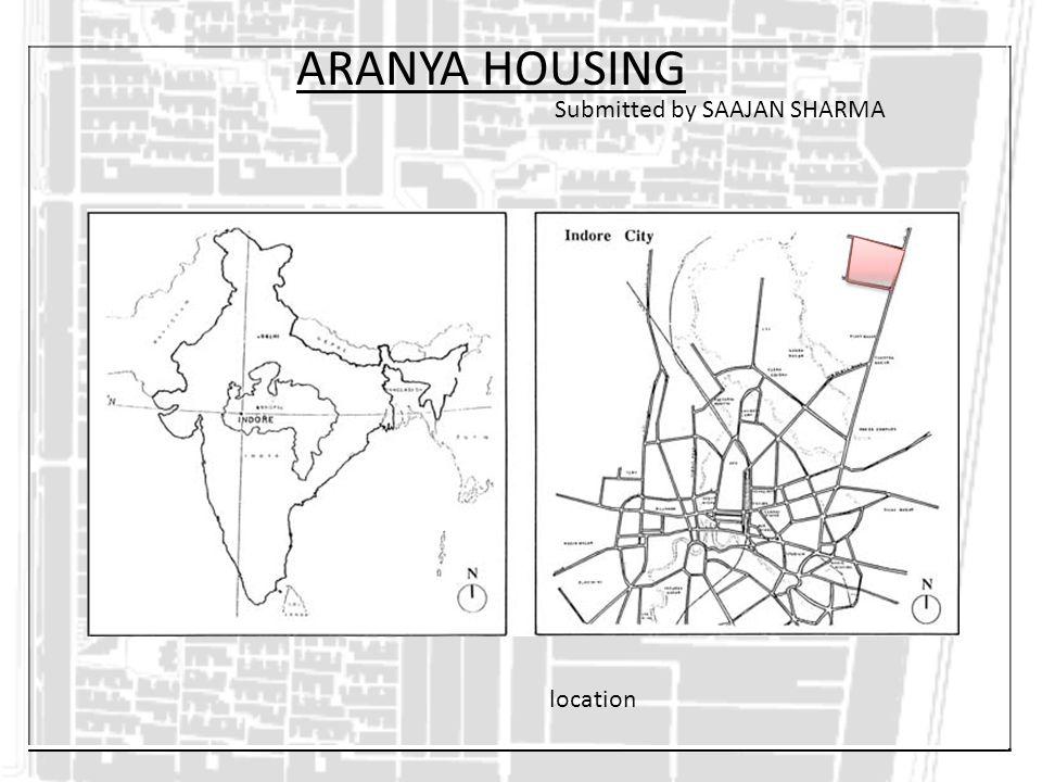 ARANYA HOUSING Submitted by SAAJAN SHARMA location