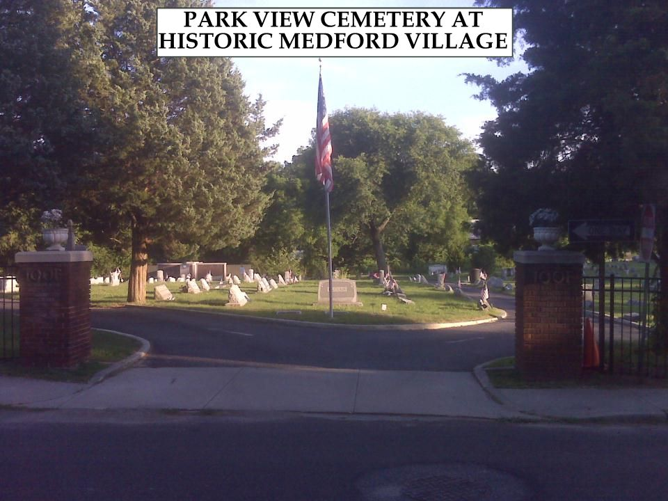 WHY DOES MEDFORD TOWNSHIP WANT TO PURCHASE THE CEMETERY.