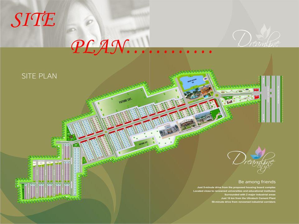Dreamline City Key Plan……..………..
