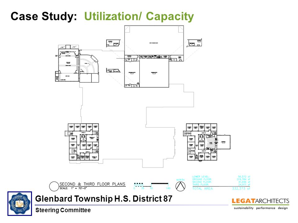 Glenbard Township H.S. District 87 Steering Committee Case Study: Utilization/ Capacity