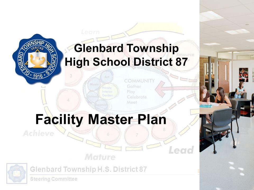 Glenbard Township H.S. District 87 Steering Committee Glenbard Township High School District 87 Facility Master Plan