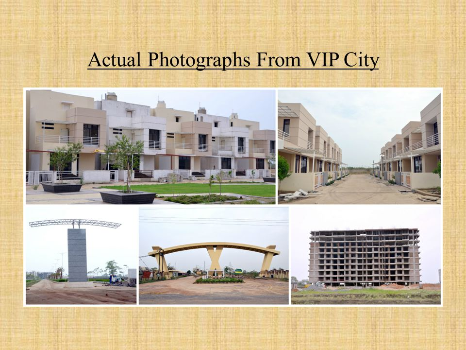 Actual Photographs From VIP City