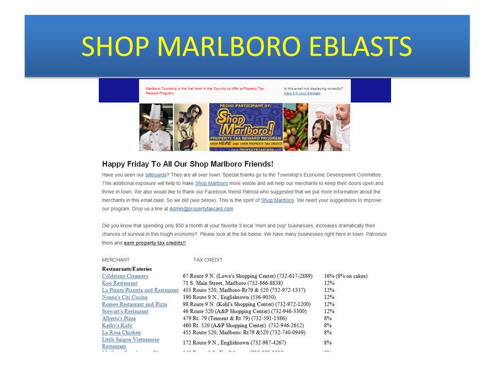 SHOP MARLBORO EBLASTS