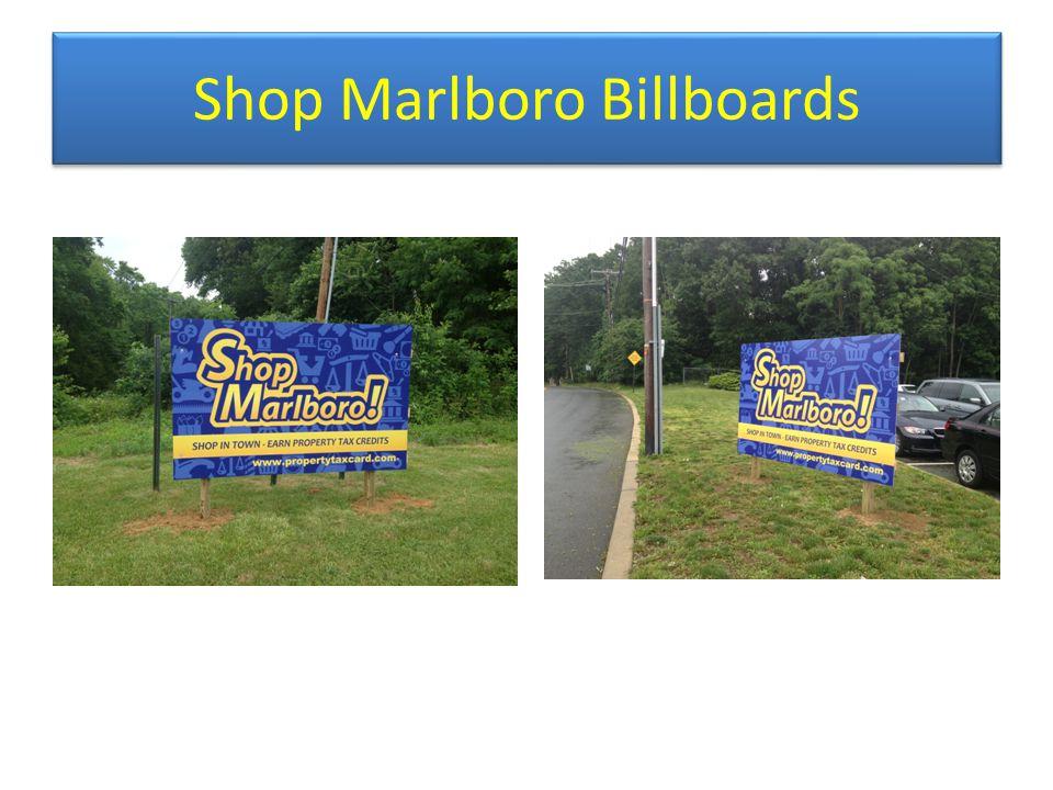 Shop Marlboro Billboards