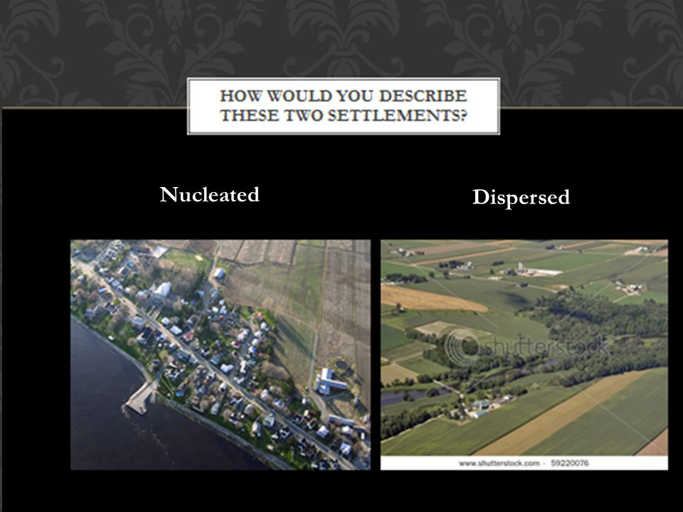 Nucleated Dispersed
