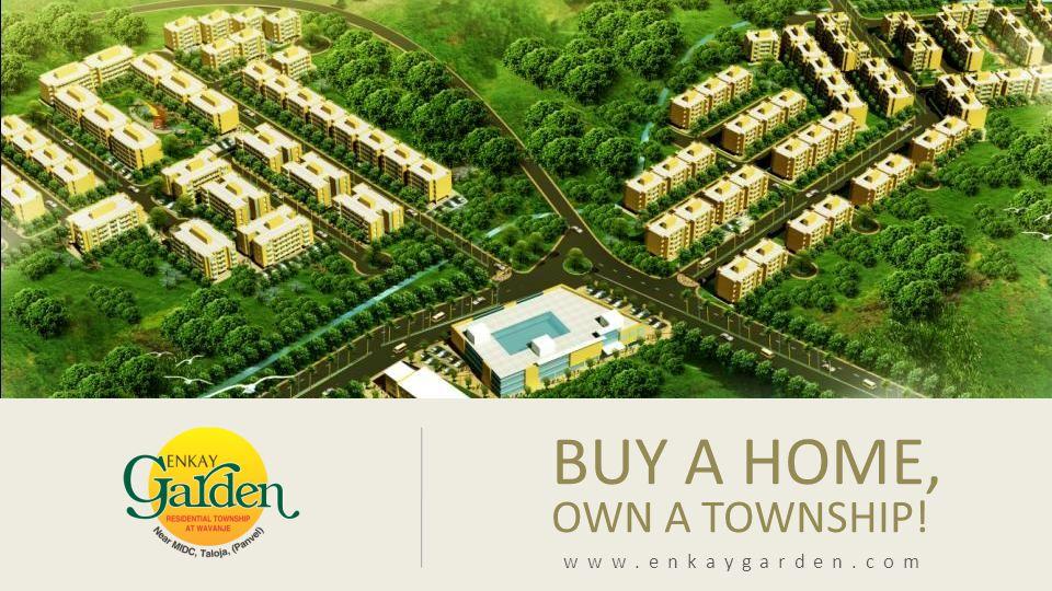 OWN A TOWNSHIP! BUY A HOME, www.enkaygarden.com