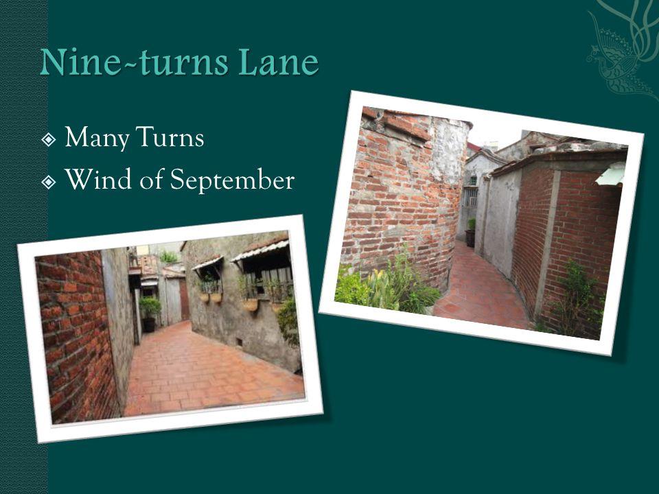  Many Turns  Wind of September