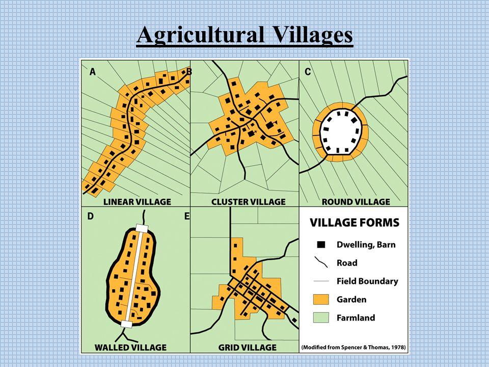 Agricultural Villages