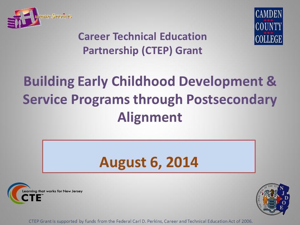 HSCC CTEP Early Childhood POS Model Child Development Course Pilot School: Hudson County Career Academy Jersey City, NJ Teachers: Dyanne Bello and Lisette Companioni