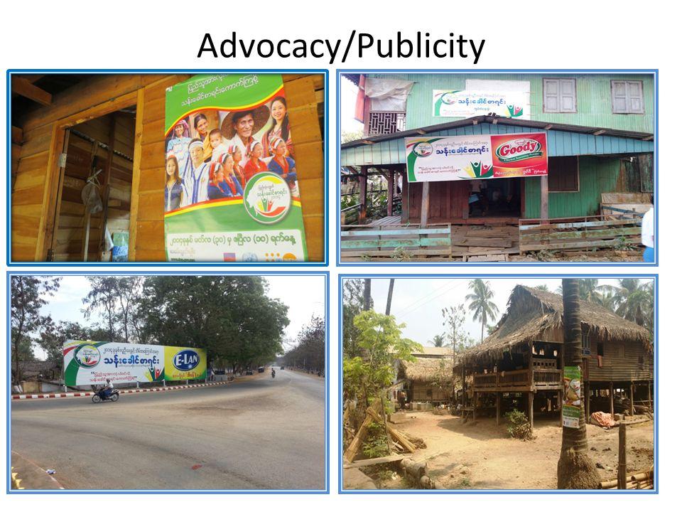 Advocacy/Publicity