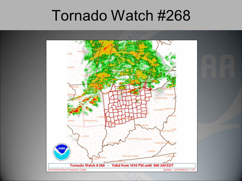 Tornado Watch #268
