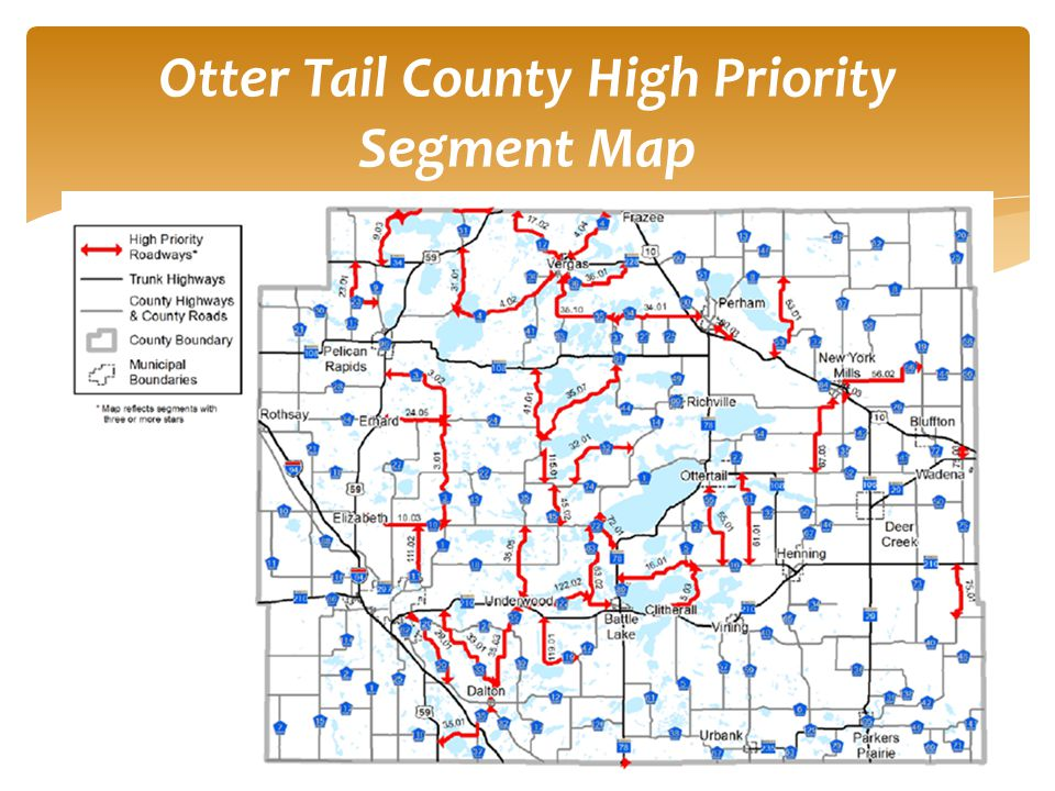 Otter Tail County Segment Project Summary