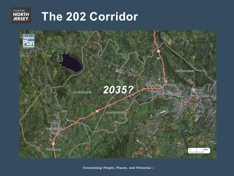 The 202 Corridor 2035