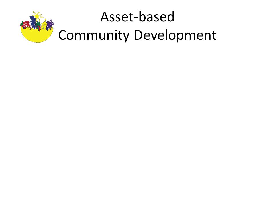 Asset-based Community Development