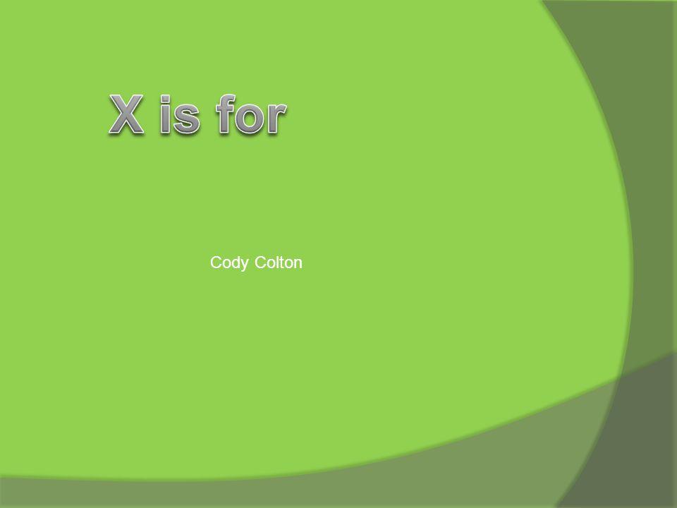 CODY COLTON