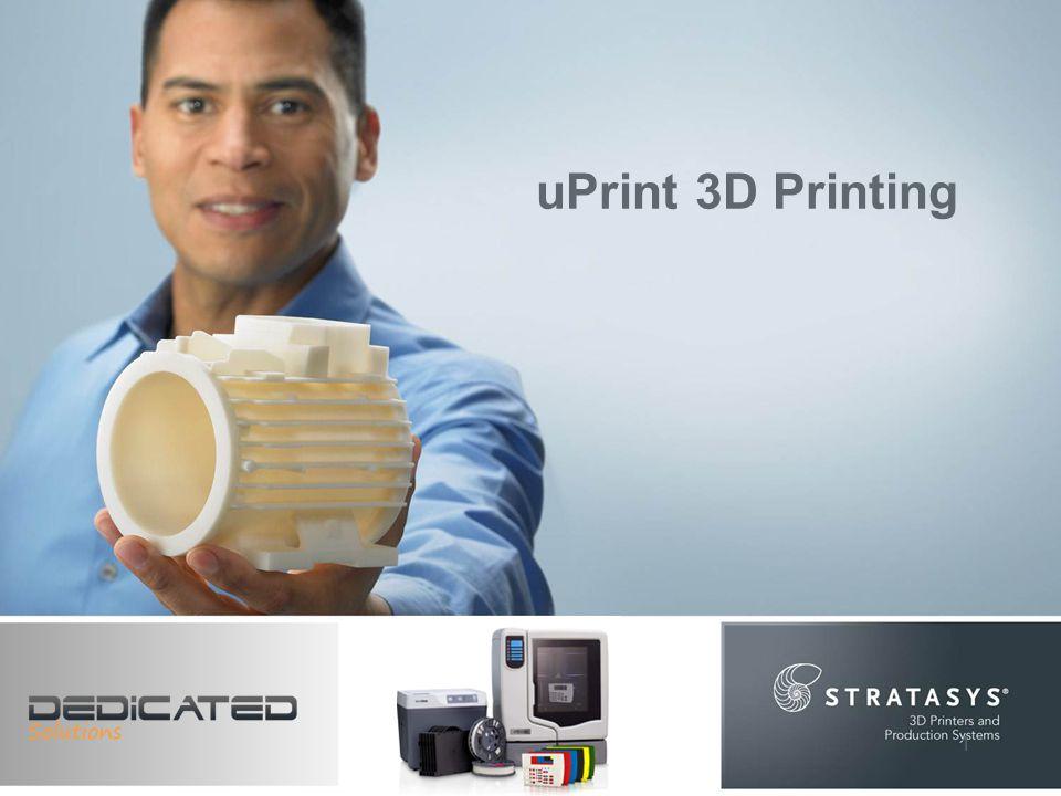 uPrint 3D Printing 1
