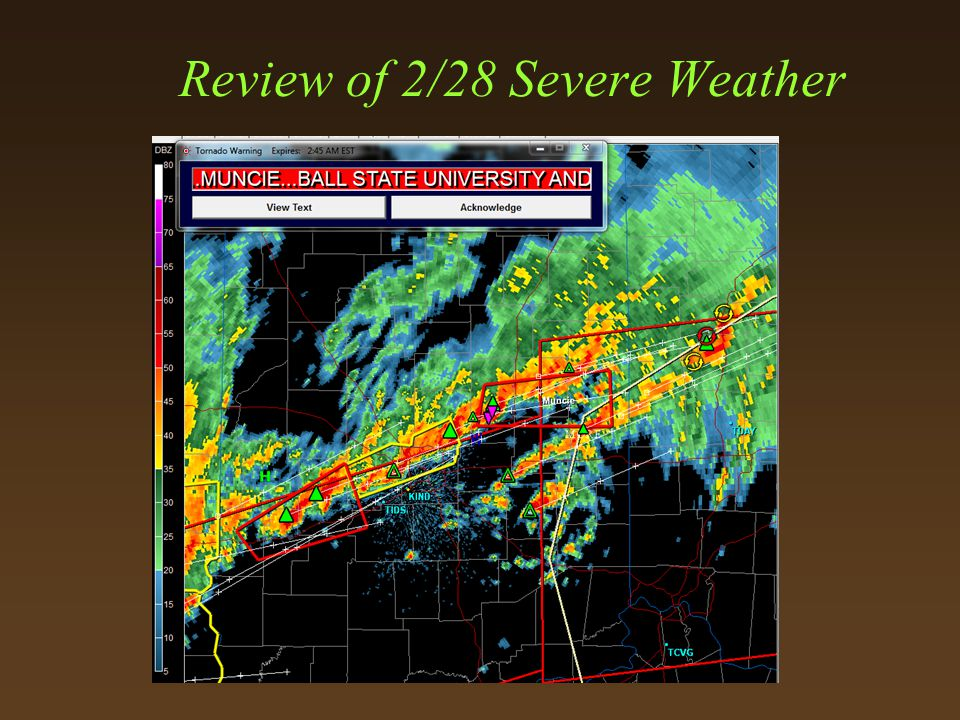 Flash Flood Guidance (FFG)  Follow these rules when comparing FFG to either radar values or to QPF: If FFG value > QPF/radar value = no flash flooding If FFG value < QPF/radar value = flash flooding  So, to recap:  If the FFG map indicates a larger number than what is shown on radar or is forecasted on QPF maps, then flooding is unlikely  If the FFG map indicates a smaller value compared to what's shown on radar or forecasted on QPF maps, then expect some sort of flooding/flash flooding